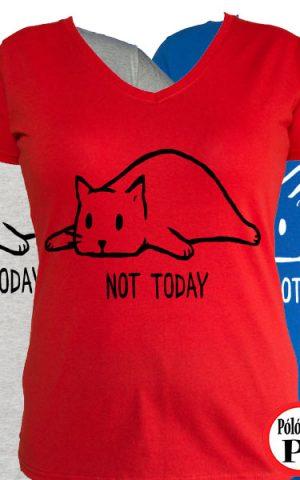 macska póló nem ma női