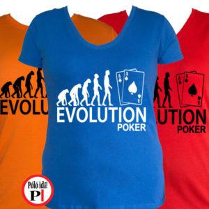 póker póló evolúció női