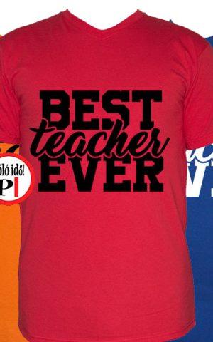 tanár póló best