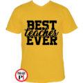 tanár póló best citrom