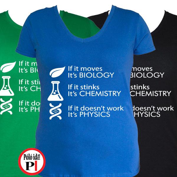 tanár póló if it női