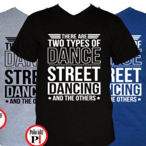 tánc póló street