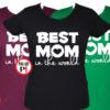 anya póló best mom world