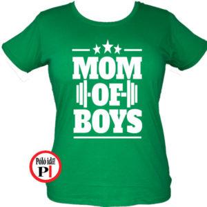 Mom Of Boys Póló