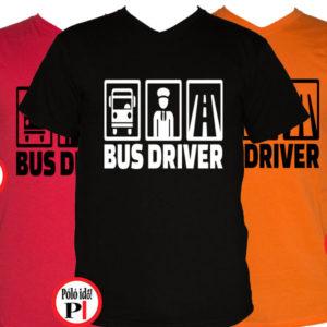 busz póló bus driver