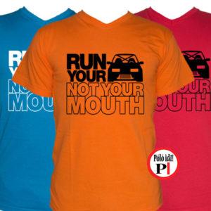 drift póló not your mouth