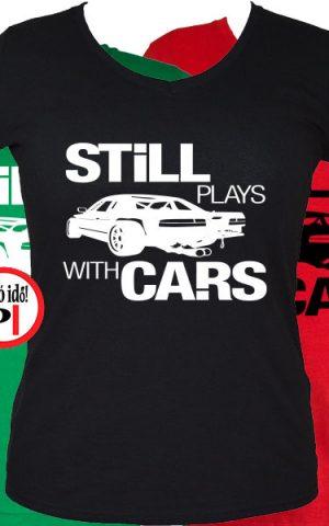 drift póló still play with cars