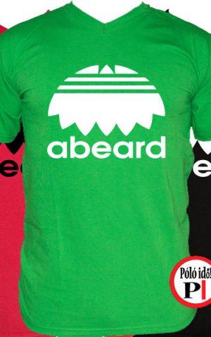 szakáll póló abeard