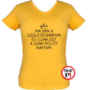 6b4b906f74 Női szar - Pólóidő - Egyedi pólók