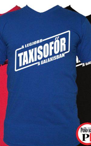 taxi póló legjobb a galaxisban