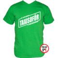 taxi póló legjobb a galaxisban zöld