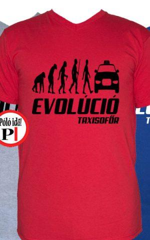 taxi póló taxi evolúció