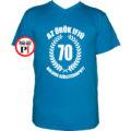 vicces póló örök ifjú 70 vkék