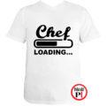 szakács póló loading fehér
