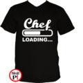 szakács póló loading fekete