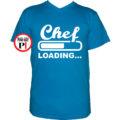 szakács póló loading vkék