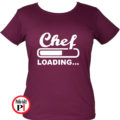 szakács póló loading burgundi
