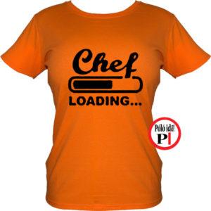 szakács póló loading narancs
