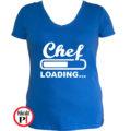 szakács póló loading kék