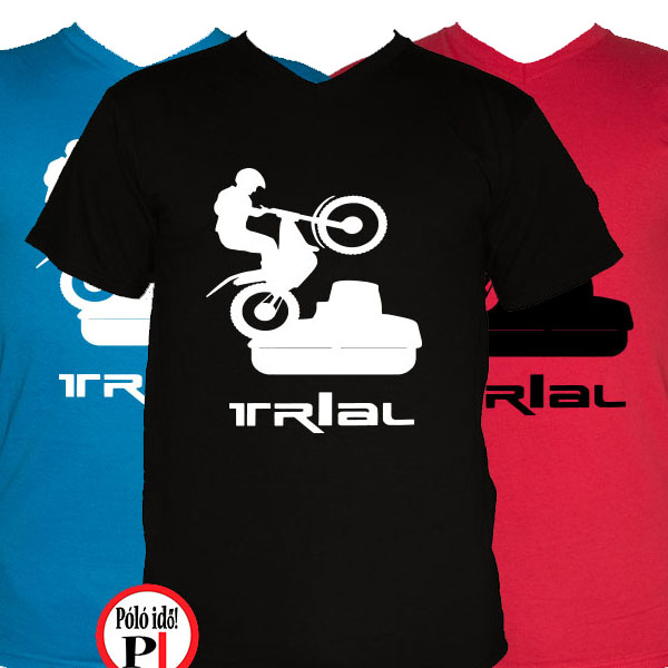 trail póló trialer