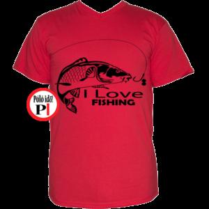 horgász póló ajándék horgászoknak