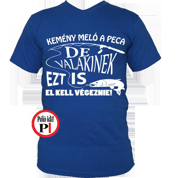 Horgász póló - Egyedi pecás pólók nagy választéka! - Póló idő 3312bfd3b2