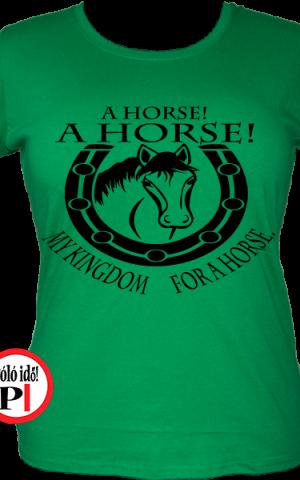 lovas póló lovasoknak