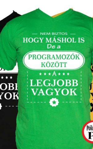 mások között programozó póló