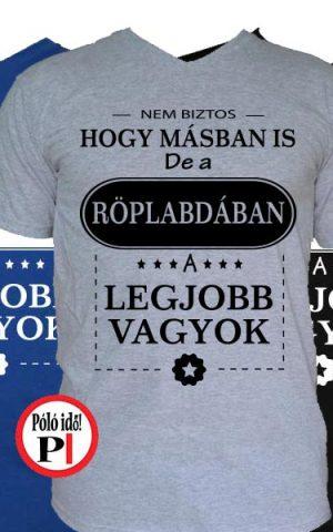 mások között röplabdás póló