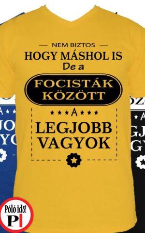 mások között focis póló