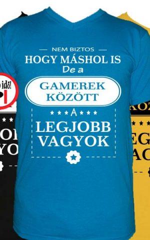 mások között gamer póló