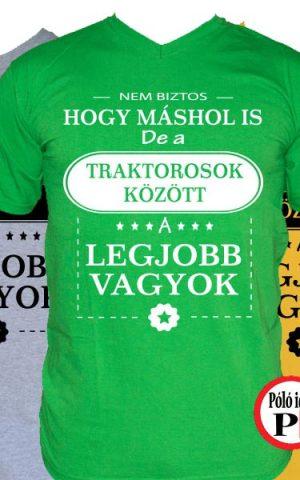mások között traktoros póló