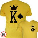 páros pólók póker férfi citrom