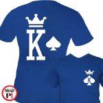 páros pólók póker kék