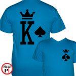 páros pólók póker vkék