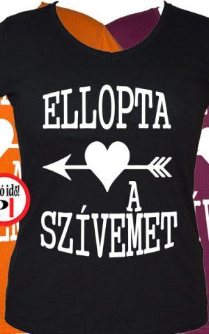páros pólók szívemet