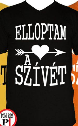 páros pólók szívét